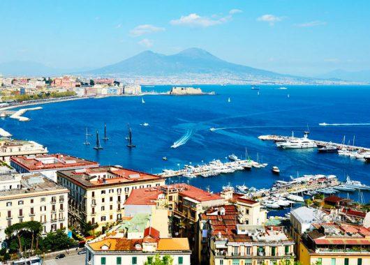 4 Tage Neapel im 4* Hotel inkl. Flug und Frühstück ab 138€