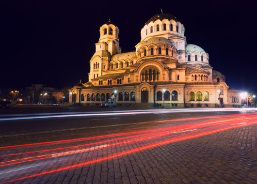 Städtereise nach Sofia: 3 Tage im 4* Hotel inkl. Frühstück ab 44€