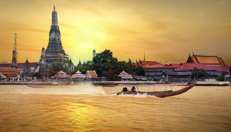 Gabelflüge nach Bangkok: Mit Etihad ab 367€ nach Thailand