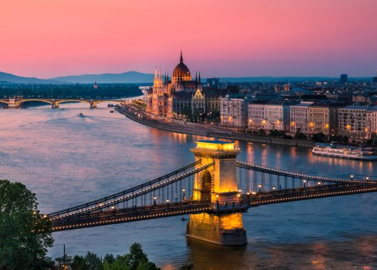 Budapest: 5 Tage im 4* Hotel inkl. Flug ab 187€ pro Person