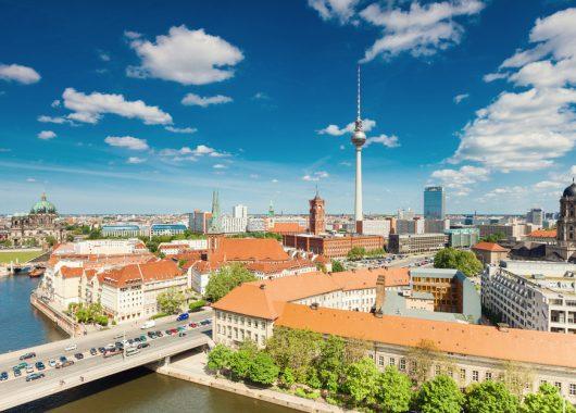 Pfingsten in Berlin: 4 Tage im 4* Hotel inkl. Frühstück, Pfingstbrunch und Wellness für 89,50€ p.P.
