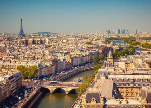 3 – 4 Tage Paris im 3* Hotel inkl. französischem Frühstücksbuffet ab 84,99€ pro Person