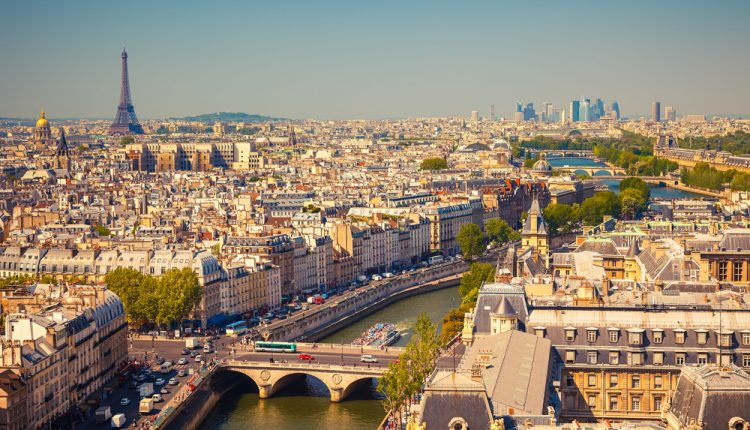 Paris: 3 Tage im sehr guten 3-Sterne Hotel inkl. Flügen und Frühstück ab 189€
