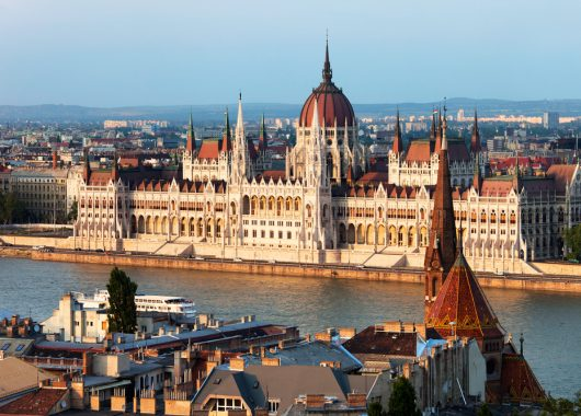 Budapest: 4 Tage im sehr guten 3* Hotel ab nur 99 Euro inkl. Hin- und Rückflug
