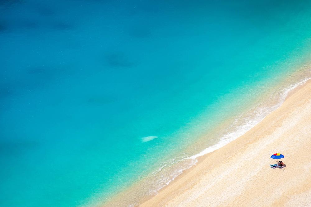 Griechenland Strand Lefkada Chalkidiki Kreta Rhodos