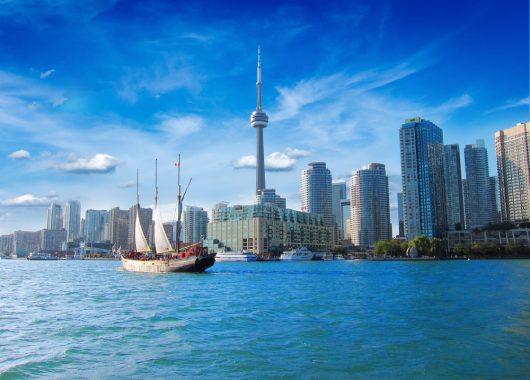 Wild am Mittwoch: Mit KLM und Airfrance ab 498€ nach Toronto, ab 598€ nach Mexiko-Stadt