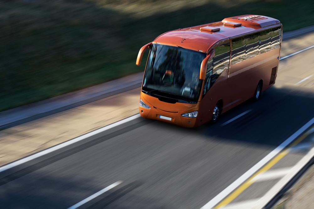 Fernbus Bus Autobahn