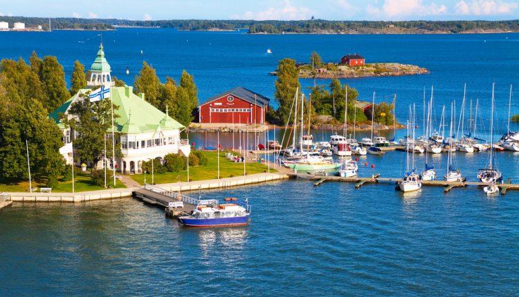 Städtetrip nach Helsinki: 4 Tage im 4-Sterne Hotel & Flug ab Berlin ab 260€
