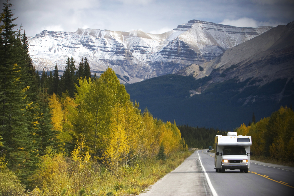 Kanada Canada Wohnmobil RV Wohnwagen