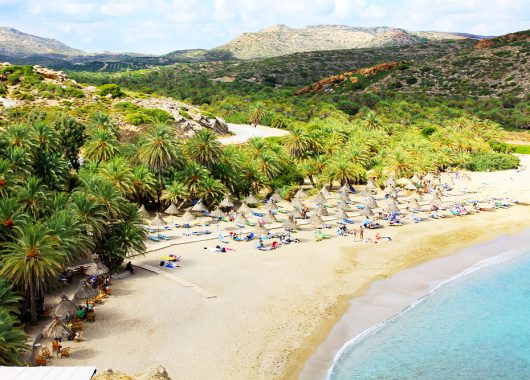 Kreta: 1 Woche im 3*Hotel mit Flügen und Frühstück ab 325€
