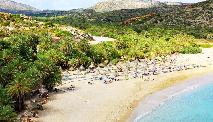 Kreta im Mai: 1 Woche im guten 3* Hotel inkl. Flug, Transfer und Halbpension ab 306€