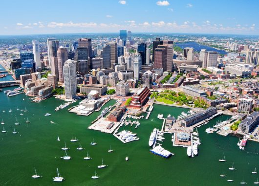 Wild am Mittwoch bei KLM und Airfrance: Boston oder Dallas ab 421€