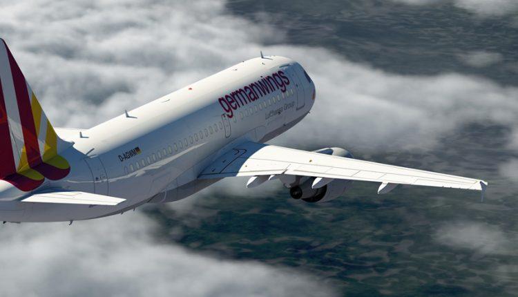 Germanwings: 10 Euro-Gutschein bei Newsletter-Anmeldung