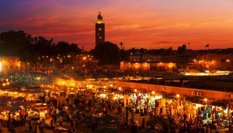 Marrakesch im November: 5 Tage im 4* Riad inkl. Flug und Frühstück ab 206€