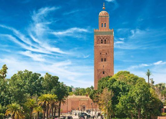Marrakesch: 4 Tage im 3,5* Hotel inkl. Flug und Frühstück ab nur 108€ pro Person