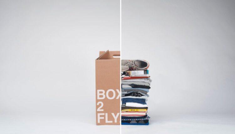 BOX2Fly – Die nachhaltige Handgepäcklösung für euren nächsten Flug
