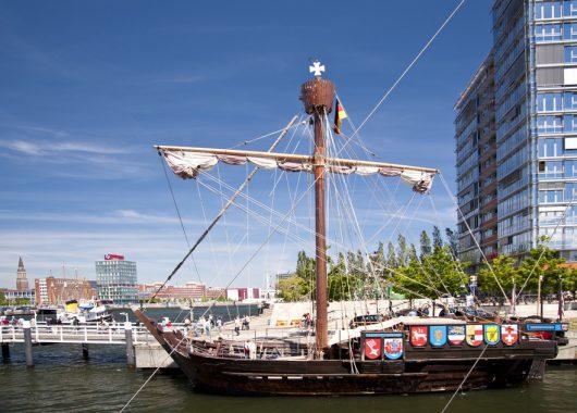 Städte-Trip nach Kiel: 3 Tage inklusive Frühstück und 2-Gänge-Menü ab 99€ pro Person