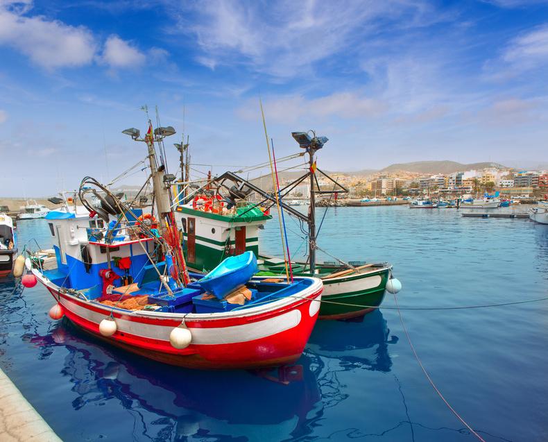 photodune 2975456 arguineguin puerto in mogan gran canaria s