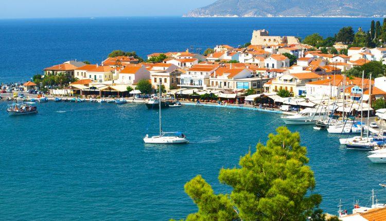 Eine Woche Samos (Griechenland) im 3* Hotel inkl. Frühstück, Transfer, Zug zum Flug ab 263€ in der Ferienzeit