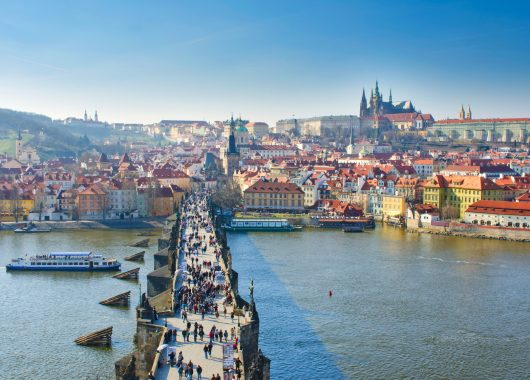 3 Tage Prag im 4* Hotel inkl. Frühstück und Late Check Out ab 84,99€ pro Person