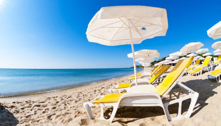 1 Woche Bulgarien im September: Sehr gutes 4,5* Hotel All Inclusive, Flug, Transfer und Rail&Fly für 428€ ab Nürnberg