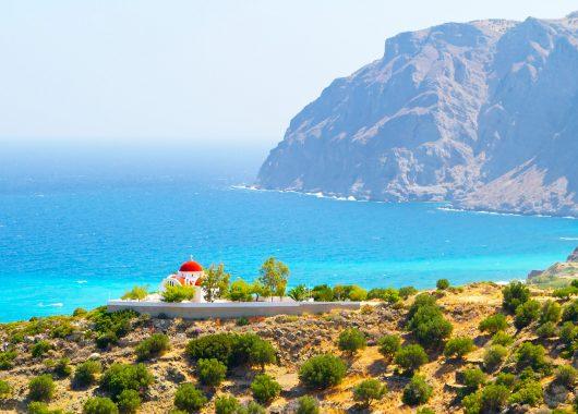 2 Wochen Kreta im 4* Hotel inkl. Halbpension, Flug und Transfer ab 469€