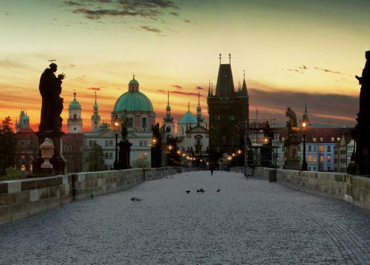 Februar: 3 Tage Prag im tollen 3*Hotel inkl. Flug und Frühstück ab 134€
