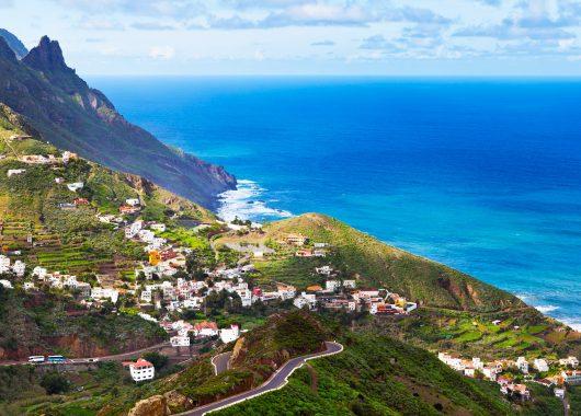 Last Minute Kurzurlaub auf Teneriffa: 5 Tage inkl. Flügen, Zugticket und Hotel ab 230€