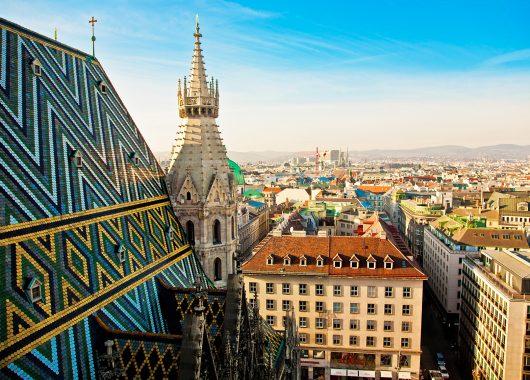 Langes Wochenende in Wien: 4 Tage im 4* Hotel am Stephansdom inkl. Frühstück für 199,99€ p. P.