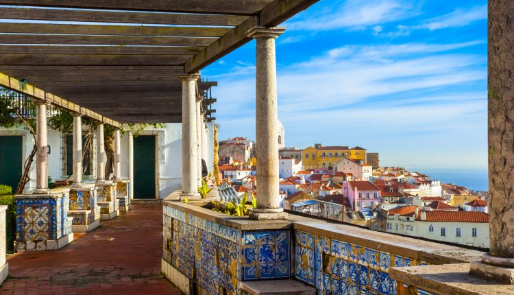 Städtereise nach Lissabon: Zentrales Hotel für nur 8,50€ pro Person und Nacht