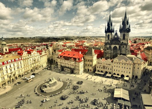 Prag: 3 Tage im sehr guten 4* Hotel inkl. Welcomedrink und Frühstück ab 64,99€ p.P