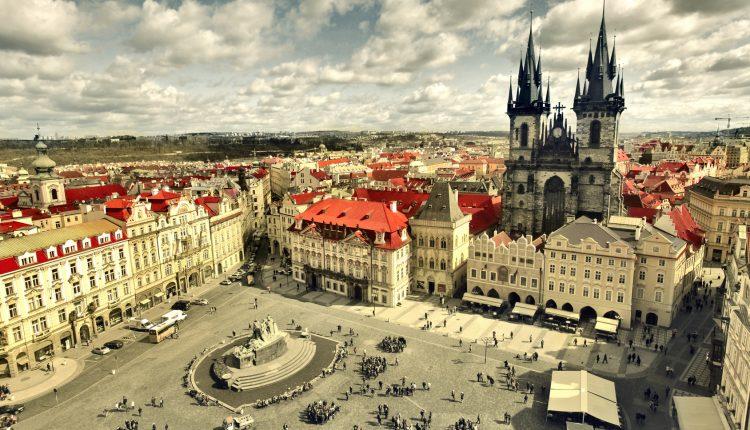 3 Tage Prag im 4* Hotel mit Frühstück und Spa-Bereich für 59€