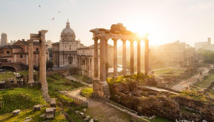 4 Tage Rom im 4* Hotel inkl. Frühstück und Flug ab 199€