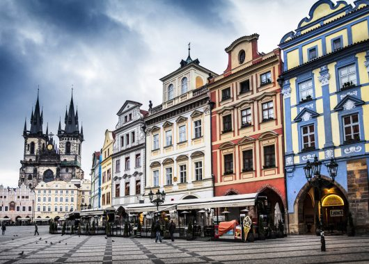 Wochenende in Prag: 3 Tage im guten 4* Hotel Theatrino inkl. Frühstück für nur 64€ pro Person im DZ