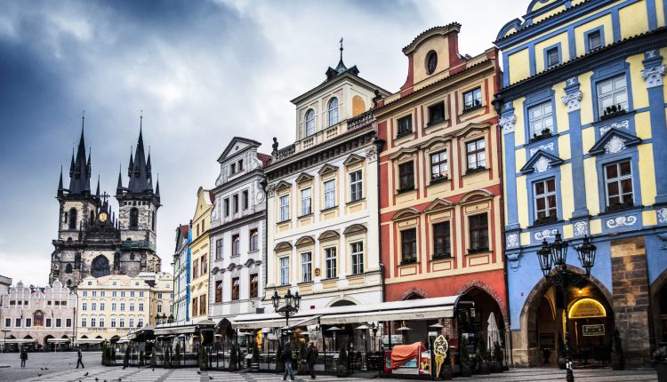 Hin- und Rückflüge ab Bremen nach Prag mit Ryanair ab 21€