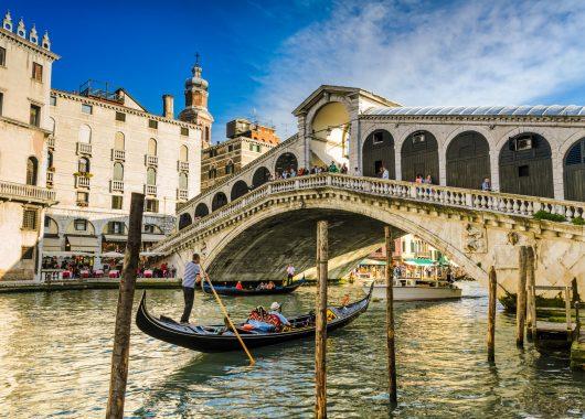 Venedig: 4 Tage im zentralen 4* Hotel inkl. Flug und Frühstück ab 180€ pro Person