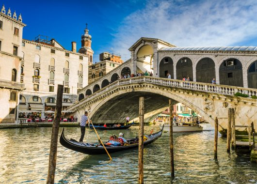 4 Tage Venedig: sehr gutes 3* Hotel inkl. Flug und Frühstück ab 129€