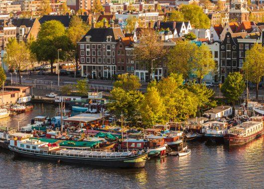Städtereise nach Amsterdam: 3 Tage im guten 4* Hotel inkl. Frühstück & Wellness ab nur 75€ pro Person