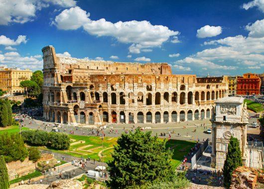 Rom: 3 bis 5 Tage im zentralen 4* Hotel inkl. Flug und Frühstück ab 109€ pro Person