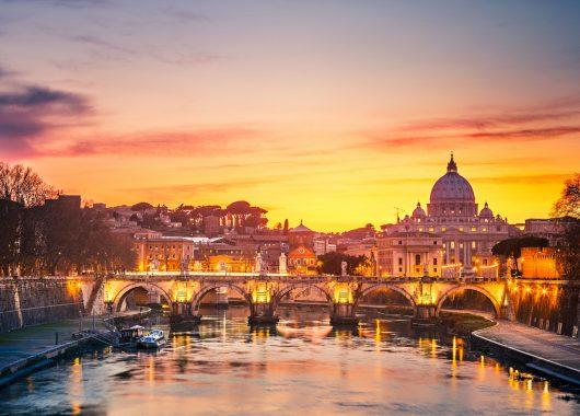 Rom-Schnäppchen: 4 Tage im 4* Hotel in der ewigen Stadt inkl. Flug ab 88€ pro Person