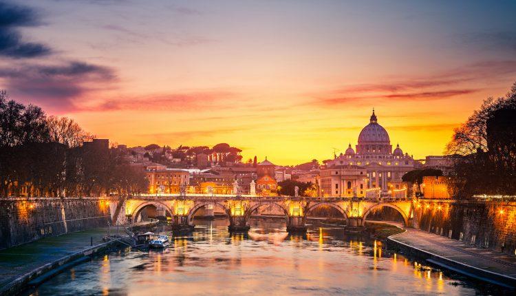 Single-Städtetrip nach Rom: 4 Tage im 4* Hotel inkl. Flug und Frühstück ab 219€