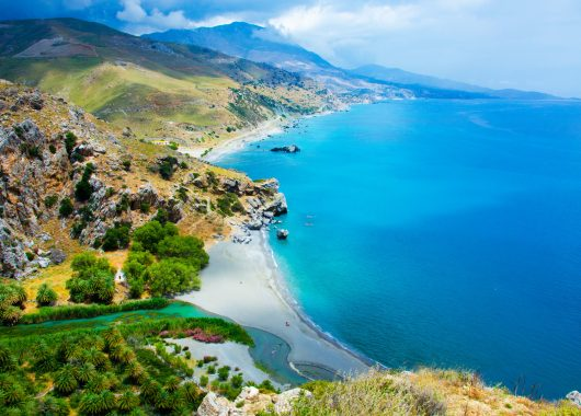 Kreta: Eine Woche im 4* Hotel inkl. Flug, Transfer und Halbpension ab 317€