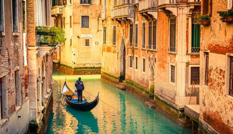 3 Tage Venedig im 4* Hotel inkl. Frühstück und Flug ab 199€ im Winter und 244€ im Sommer