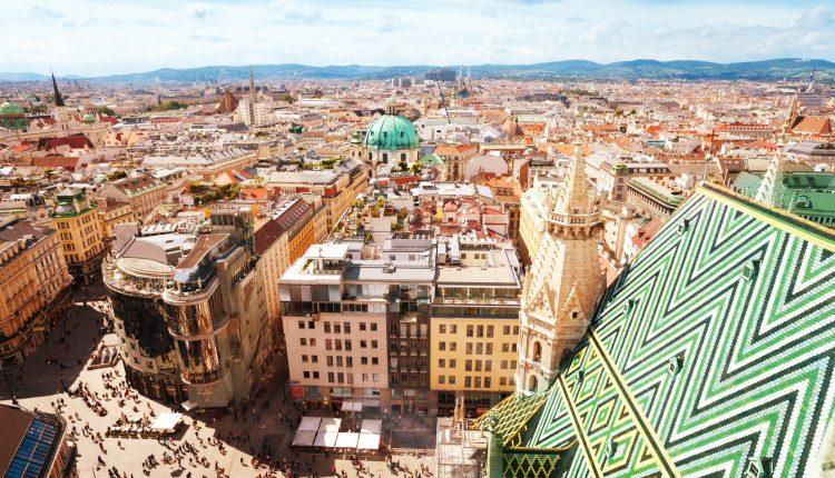 Städtereise nach Wien: Top 4* Sterne Hotel bereits ab 22,50€ pro Person