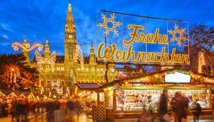 Adventszeit in Wien: 3 Tage im 4* Hotel inkl. Flug und Frühstück ab 179€ pro Person