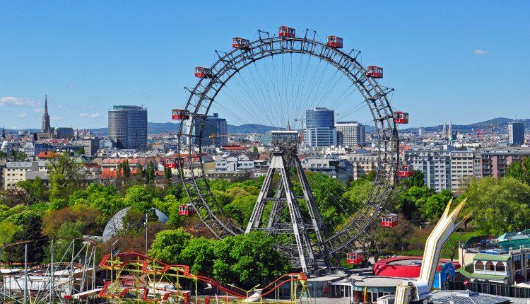 Himmelfahrt in Wien: 4 Tage im guten 4* Hotel ab 115€ pro Person
