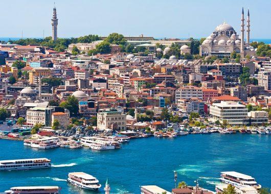 Istanbul im November: 4 Tage im 4* Hotel inkl. Flügen und Frühstück ab 135€ pro Person