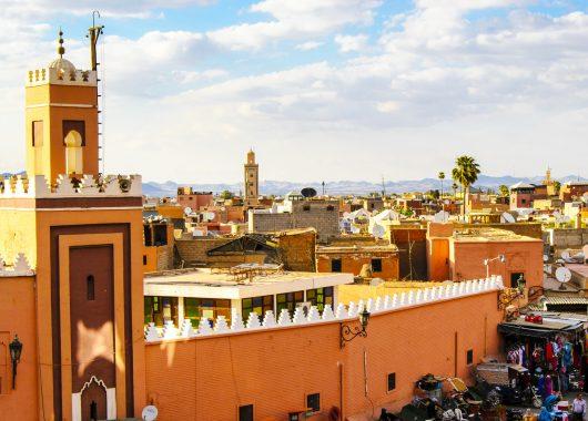 1 Woche Marrakesch im Juni/Juli: 4* Hotel mit Frühstück und Flug ab nur 256€