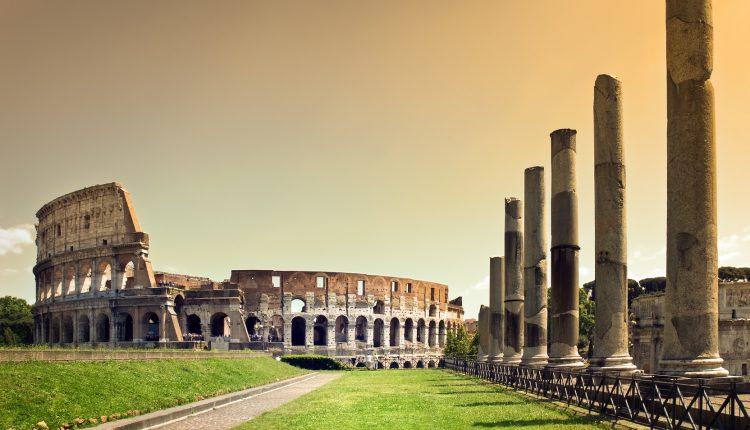 3 – 5 Tage Rom im 3* Hotel inkl. Frühstück und Flug ab 119€