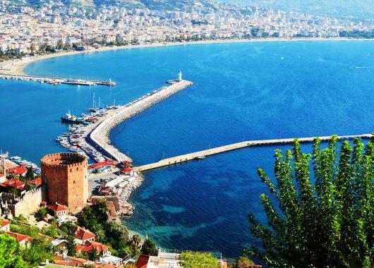 Türkei: Eine Woche All Inclusive im 4* Hotel inkl. und Flug und Transfers ab 324€